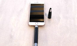 ChargeWrite ปากกา All in One ที่ทำได้ตั้งแต่เขียนจนถึงชาร์จไฟให้มือถือ