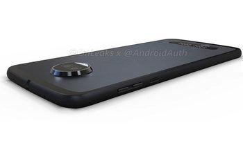 หลุดภาพ Render ของ Moto Z2 หน้าตาคล้ายเดิม เพิ่มเติมคือกล้องหลังคู่