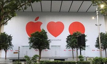 ไม่ต้องบินไปไกล Apple เตรียมเผยโฉมสาขาแรกในอาเซียนที่สิงคโปร์