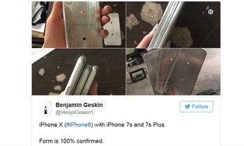 หลุดแม่พิมพ์ iPhone 8 ชุดใหญ่ ใกล้ความจริงแค่ไหนมาดูกัน!!