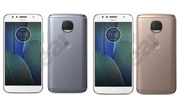 หลุดภาพ Moto G5S Plus มือถือกล้องหลังคู่บอดี้หลังโลหะ