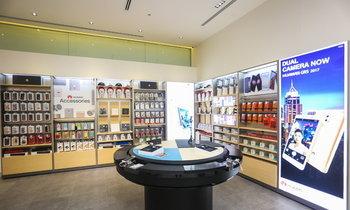 """หัวเว่ยเปิด """"HUAWEI Experience Shop"""" ใหญ่ที่สุดในประเทศไทย"""