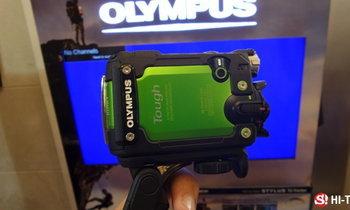 [พรีวิว] Olympus Stylus TG Tracker action camera กล้องแนวลุยตัวแรกของโอลิมปัส