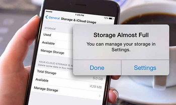 6 วิธีเคลียร์พื้นที่ iPhone ได้พื้นที่กลับมาใช้งานเพียบ ไม่ต้องลบรูปทิ้งให้ยุ่งยาก