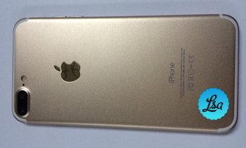 หลุดอีก iPhone 7 และ iPhone 7 Plus สีโรสโกลด์