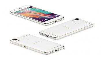 HTC เปิดตัว Desire 10 มือถือระดับกลางที่มีให้เลือกถึง 2 รูปแบบ