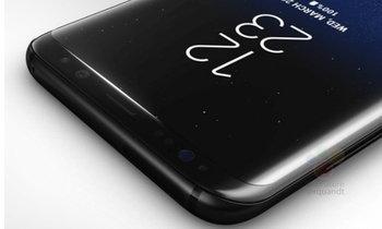 เผยภาพ Render ชัด ๆ ของ Samsung Galaxy S8 อีกชุด