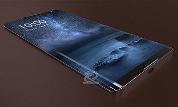 งามหยด!! คอนเซ็ปต์ Nokia Edge จัดไปชุดใหญ่ไฟกระพริบ
