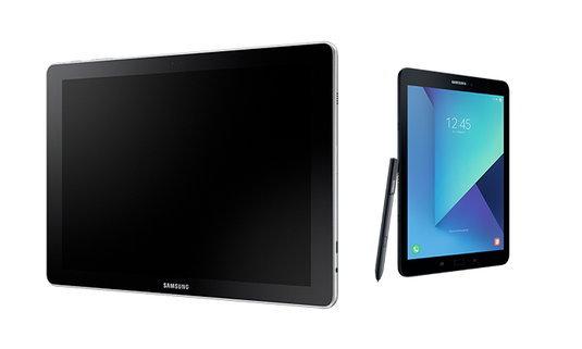 Samsung เปิดตัว Galaxy Book และ Galaxy Tab S3