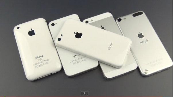 หลุดวิดีโอ iPhone Low-Cost ทุกรายละเอียดครั้งแรกบน Youtube