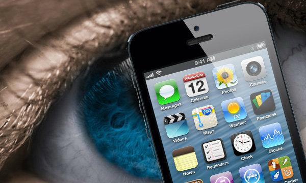 """สาวจีนเกือบเสีย """"ดวงตา"""" เพราะ iPhone 5"""