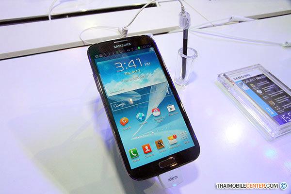 ราคาและโปรโมชั่นสมาร์ทโฟนรุ่นเด่นจาก Samsung [Truemove, dtac, AIS, Samsung]