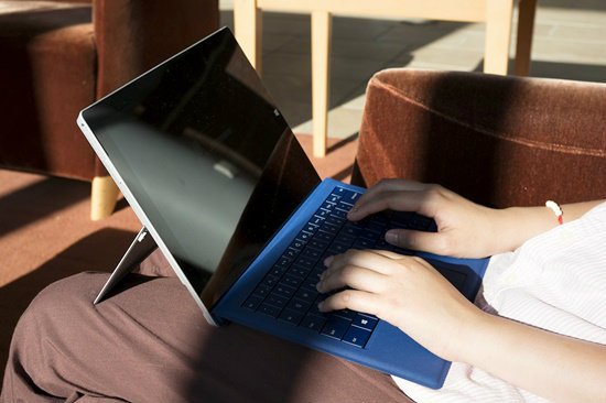 รีวิว สองสัปดาห์กับ Microsoft Surface Pro 3