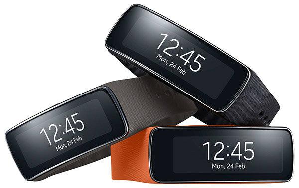 พรีวิว Samsung Gear Fit นาฬิกาอัจฉริยะดีไซน์สวย