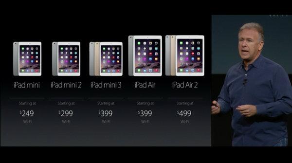Apple ลดราคา iPad รุ่นเก่าทุกรุ่น