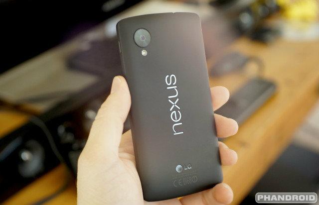 Google ประกาศเลิกขาย Nexus 5 ลงแล้ว หันไปดัน Nexus 6 อย่างเต็มรูปแบบแทน