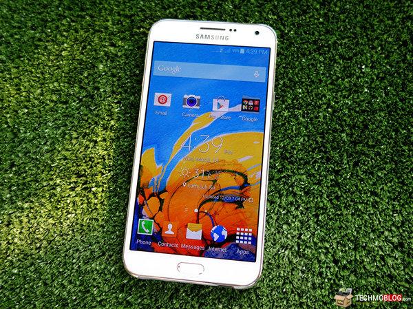 [รีวิว] Samsung Galaxy E7 สมาร์ทโฟนหน้าจอใหญ่ 5.5 นิ้ว ในราคาหมื่นต้นๆ