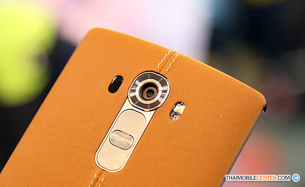 พรีวิว LG G4 พร้อมราคา และโปรโมชั่น