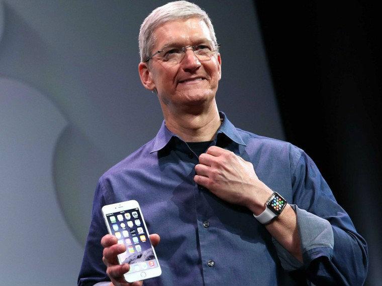 """""""Apple สีทอง"""" กับตลาดแห่งความเชื่อในจีน"""