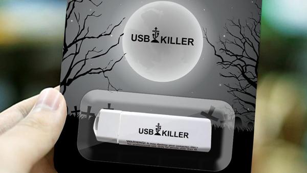 USB Killer ปกป้องข้อมูลสุดโหด เสียบปุ๊บ USB port พังปั๊บ?!