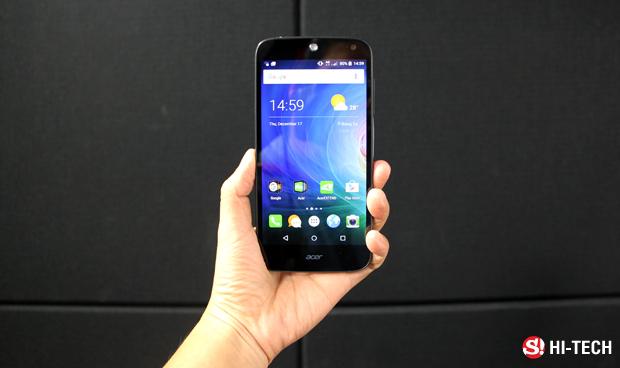 [รีวิว] Acer Liquid Z630 มือถือราคาเกือบ 7 พัน ที่ได้ทุกอย่างครบถ้วน