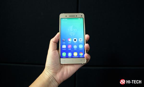 [รีวิว] Lenovo Vibe S1 เกิดมาเพื่อ Selfie ตัวแม่