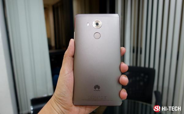 [รีวิว] Huawei Mate 8 สมาร์ทโฟนดีไซน์เฉี่ยว กล้องเด่นเอามจคนรักการถ่ายภาพ