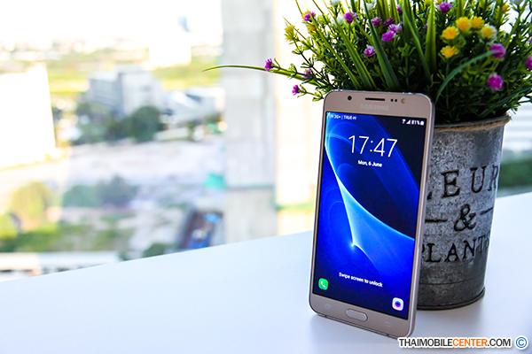 พรีวิว Samsung Galaxy J7 Version 2 (2016) สมาร์ทโฟน J-Series ตัวท็อปรุ่นอัปเกรด!