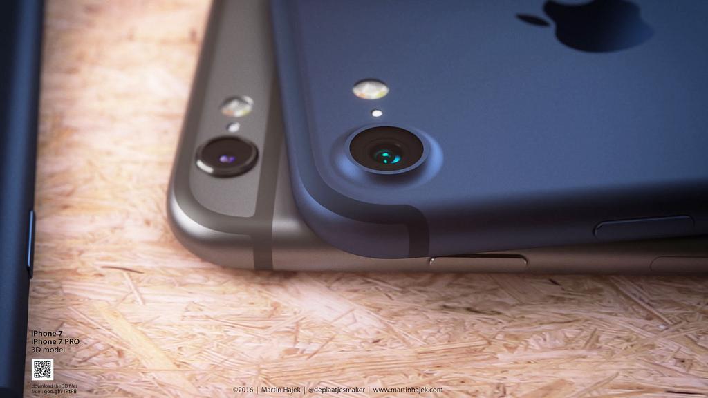 ลือ iPhone 7 Plus อาจจะไม่ได้เลนส์กล้องคู่