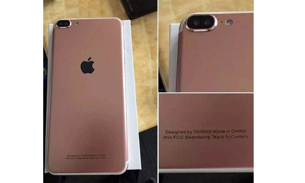 มาแล้ว iPhone 7 ก๊อปเกรดเอ พร้อมขายแล้วในเมืองจีน