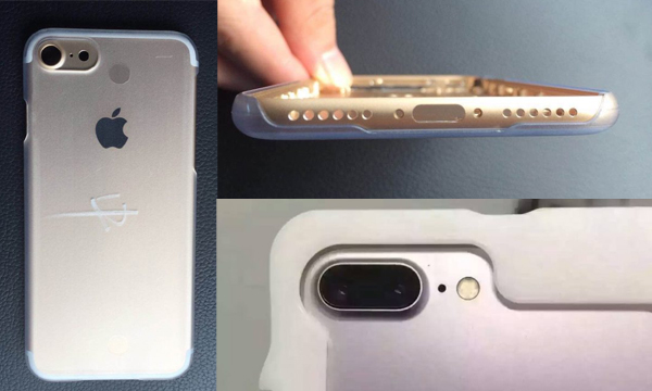 หลุดภาพฝาหลังของ iPhone 7 ยืนยันกล้องหลัง จะใหญ่โตขึ้น กว่าเดิมรองรับเซนเซอร์รุ่นใหม่
