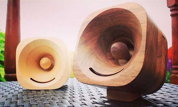 มารู้จัก Trobla ลำโพงทำจากสิ่งของธรรมชาติ เพื่อคนรักเสียงเพลง