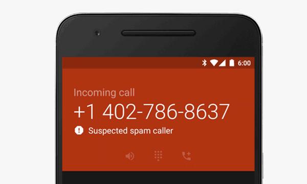 แอพ Phone บนแอนดรอยด์อัพเดต แจ้งเตือนเบอร์โทรสแปมได้แล้ว