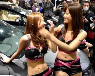 Tokyo Auto Salon 2010 Past I