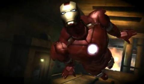 ตัวอย่างเกมส์ Iron Man 2 มาแล้ว!!!