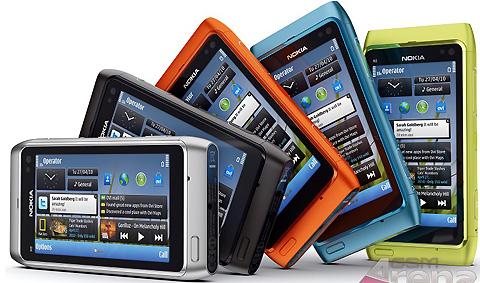 Nokia N8 มีข้อมูลอย่างเป็นทางการแล้ว