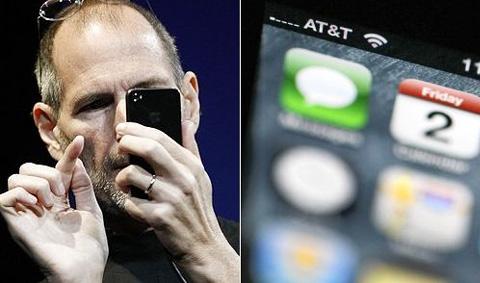 iPhone 4 โชว์