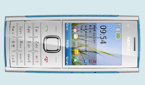 Nokia X2-00 : พบกับมิวสิคโฟนครบเครื่อง ในราคาแค่ 4 พันบาท !!