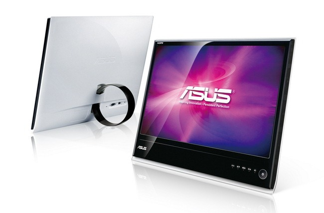 "Review:Asus MS246 – LCD Monitor 24"" Full HD บางเบา ดีไซน์เฉียบ"