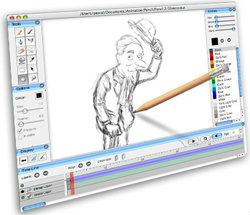 ดาวน์โหลดโปรแกรม Pencil Animation