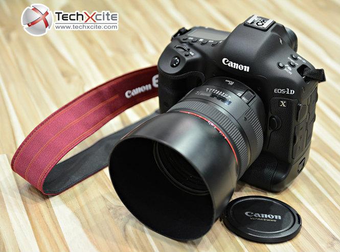 Review : Canon EOS 1DX ก้าวข้ามขีดจำกัดแห่งคำว่ามืออาชีพ