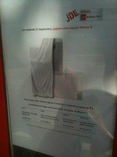 เครือข่ายโทรศัพท์ในฝรั่งเศสเตรียมวางขาย iPhone รุ่นใหม่ 21 นี้!