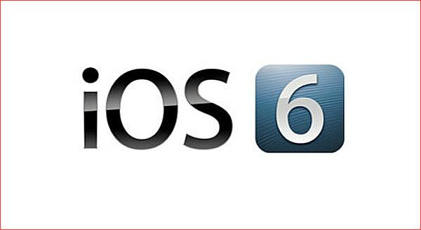 ประเทศไทยใช้ฟีเจอร์ใหม่ของ iOS 6 อันไหนได้บ้าง