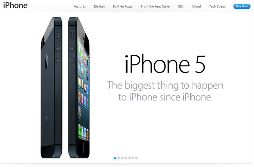 แปลกแต่จริง ! iPhone 5 สั่งซื้อวันเดียวได้บน Apple Store Online (Thailand) ?