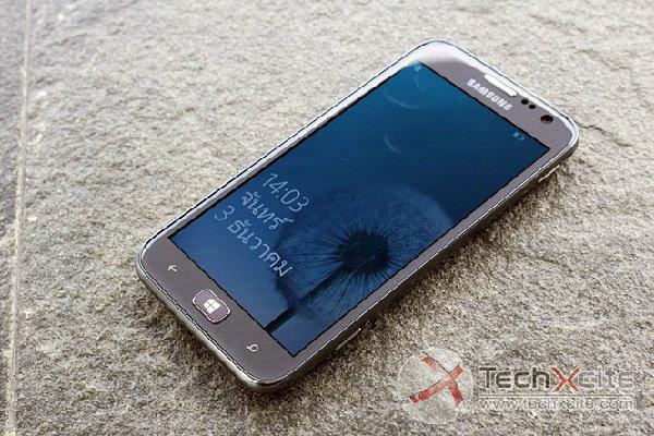 รีวิว Samsung ATIV S สมาร์ทโฟน Windows Phone 8 สำหรับคนชอบความแรง และ (จอ) ใหญ่!