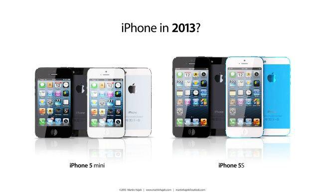 ถ้า iPhone 5S, iPhone 5 Mini, iPad 5 หน้าตาแบบนี้จะซื้อมั้ย?