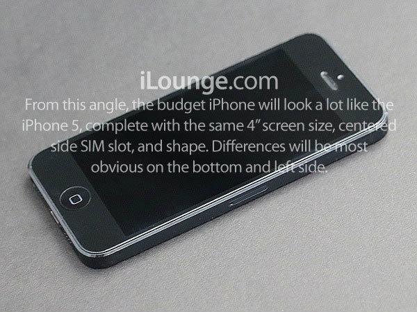 iPhone ต้นทุนต่ำ ออกแบบผสมกันระหว่าง iPod Touch, iPhone 5 และ iPod Classic