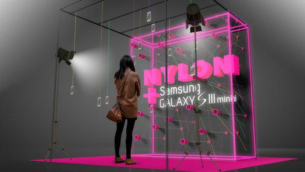 โอกาสเดียวที่ Samsung S3 mini จะให้คุณได้ถ่ายแฟชั่นลง NYLON ที่นี่