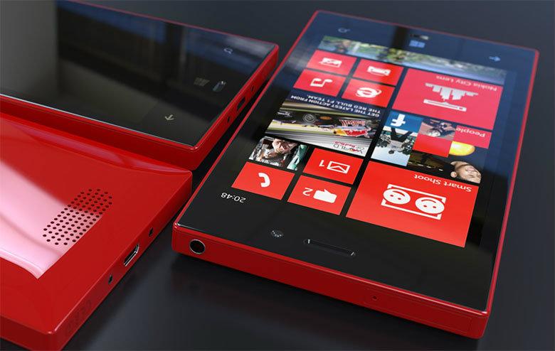 Nokia อวดคุณสมบัติ Lumia 928