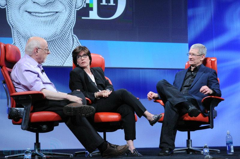 เปลือยหมดใจ Tim Cook กับเรื่อง Android, Samsung, iOS และ OS X!